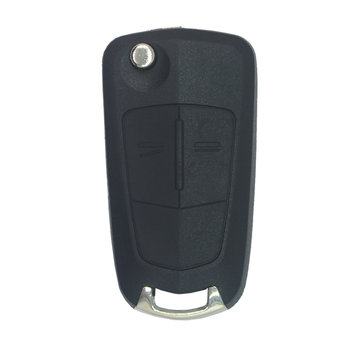 Chevrolet Captiva 3 buttons Flip Remote Key Cover  DWO5 Blade...