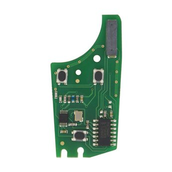 Opel Vectra C Flip  3 Buttons 433MHz Remote Key PCB Chip