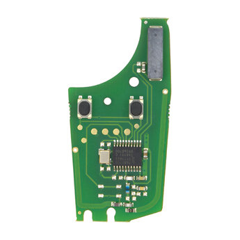 Opel Astra H Zafira B 2 Buttons 433MHz Flip Remote Key PCB Chip...