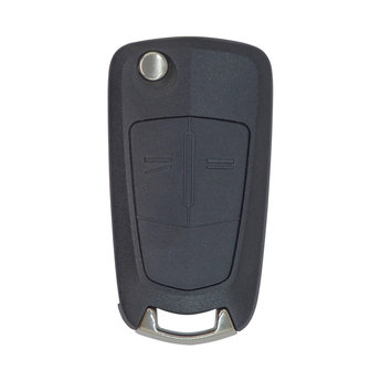 Opel Astra H 2 Buttons 433MHz Genuine Flip Remote Key