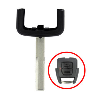Opel Laser Head Part For Remote Key HU43