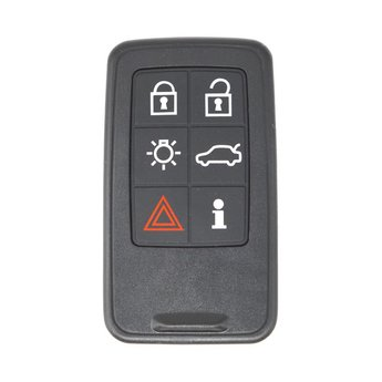 Volvo 6 buttons Smart Remote Key Cover