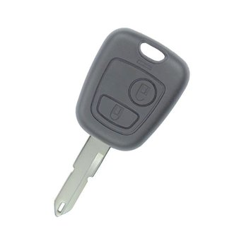 Peugeot 206 2 buttons Remote Key Cover NE73 Blade without Battery...