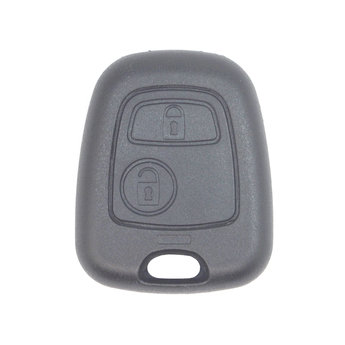 Peugeot 206 2 Buttons 433MHz Genuine Remote