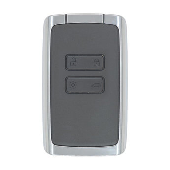 Renault  Smart Card Key  Megane4 Talisman Espace5  4 Buttons...