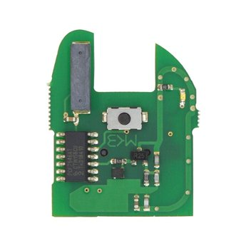 Renault Clio Symbo 1 Button 433MHz Remote Key PCB Chip