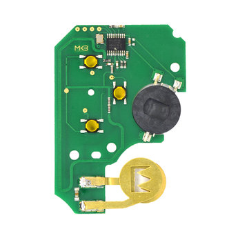 Renault Megane 2 Card 3 Button 433MHz Remote Key Card PCB