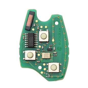 Renault 3 buttons 433MHz Original Remote Key PCB PCF7947 Chip...