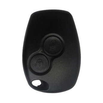 Renault Dacia Logan 2 Buttons Original Remote Key Cover