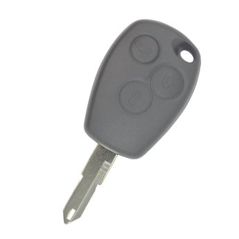Renault Dacia Logan 3 buttons Remote Key Cover NE73 Blade