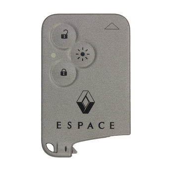 Renault Laguna Original 3 buttons Smart Key Card  With 7936 Chip...