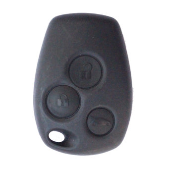 Renault 3 Buttons Remote PCF7961