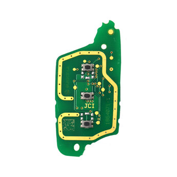 Renault Fluence 3 buttons 433MHz Original Remote Board