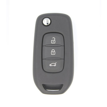 Renault Duster 2018 Flip Remote Key 3 button 433MHz