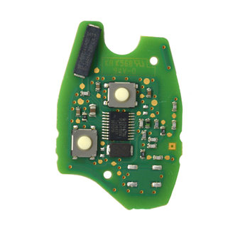 Renault Original Remote Board 2 button PCF7961