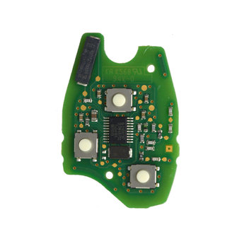 Renault Original Remote Board 3 button PCF61