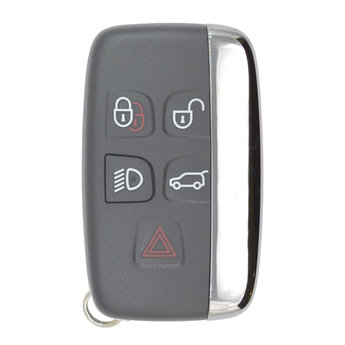 Range Rover 5 buttons 433MHz Smart Remote Key