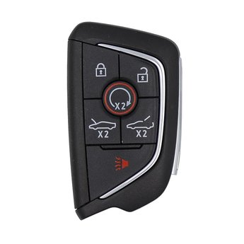 Chevrolet Corvette 2020 Smart Remote Key 6 Buttons 433 MHz 1353885...