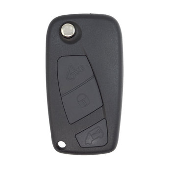 Fiat Fiorino Flip Remote Key 3 Button 433MHz Delphi BSI Type...