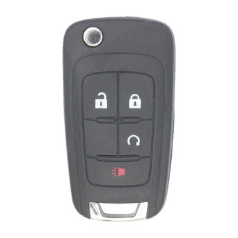 Chevrolet 4 Buttons 315MHz Flip Remote Key Auto start Type 5913597...