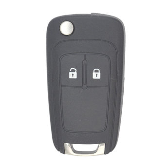 Chevrolet 2 buttons 433MHz Original Flip Remote Key