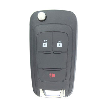 Chevrolet Camaro 3 buttons Remote Key Cover