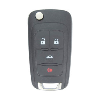 Chevrolet Camaro 4 Buttons Genuine Flip Remote Key Cover