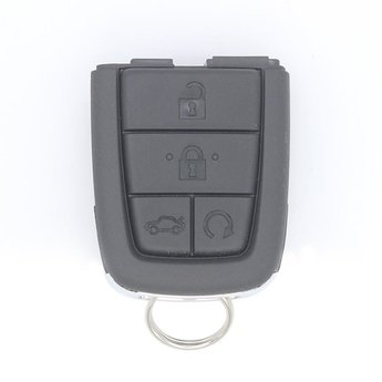 Chevrolet Caprice 5 buttons 433MHz 9Genuine Remote Key 2213312...