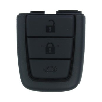 Caprice Lumina 3 Buttons Genuine Rubber For Remote 92245049