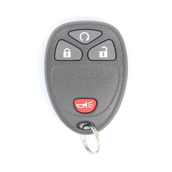 GMC Chevrolet 2007 2012 4 buttons 315MHz Genuine Remote 5922...