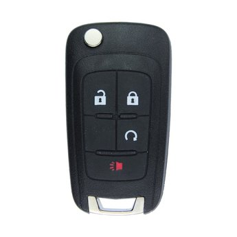 GMC Terrain Strattec  2010-2014 4 Buttons 315MHz  Flip Remote...
