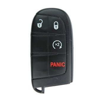 Dodge 4 Buttons 433MHz Smart Key Remote