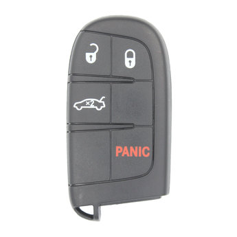 Dodge 4 buttons 434MHz Smart Key Remote with Trunk