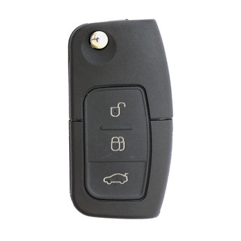 Ford Focus 3 Buttons 433MHz Flip Remote