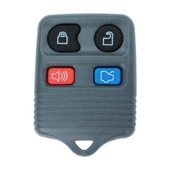 Ford Gray 4 Buttons 315MHz Remote