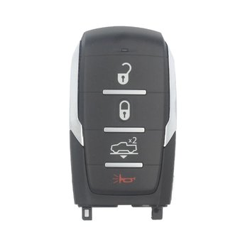 Dodge RAM 2019 4 buttons 433MHz Genuine Smart Remote Key 68291688AD-...