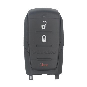Dodge RAM 2019 3 buttons 433 MHz Genuine Smart Remote Key 683128...