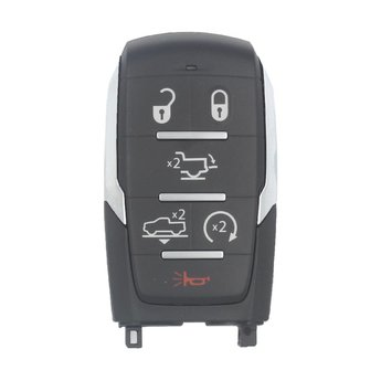 Dodge RAM Limited 2019 6 buttons 433MHz Genuine Smart Remote...