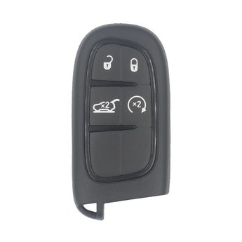 Jeep Cherokee 2014 4 buttons 433MHz Genuine Smart Remote Key...