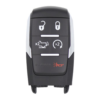 Dodge RAM 2500/3500 2019 Genuine Smart Remote Key 5 Buttons 433MHz...