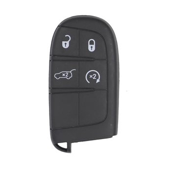Jeep Grand Cherokee SRT Original Smart Key 4 Buttons 433MHz