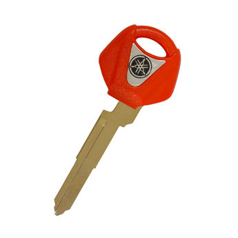 Yamaha Motorbike Chip Key Cover Red