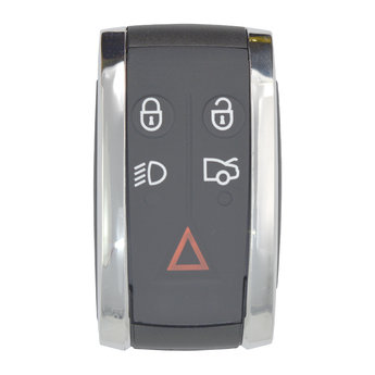 Jaguar XS XF XK XKR Type 5 Buttons Smart Key Remote Cover
