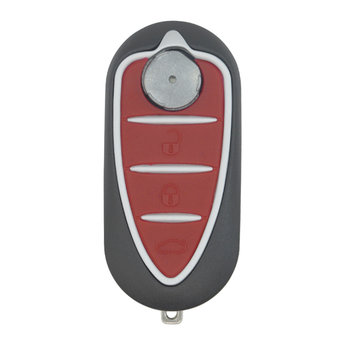 Alfa Romeo 3 Buttons Flip Remote Key Cover