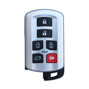 Toyota Sienna 2014 6 buttons 315MHz Genuine Smart Key Remote...