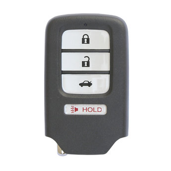 Honda Civic 2016 2018 4 buttons 433MHz Genuine Smart Remote Key...