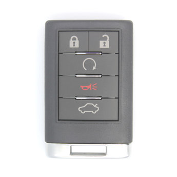 Cadillac CTS 2008 2013 5 buttons 315MHz Remote Key 5923879
