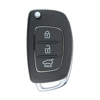 Hyundai Tucson 2014 3 Buttons 433MHz Genuine Flip Remote Without...
