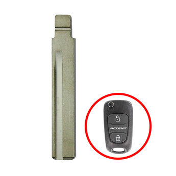 Hyundai I30 Model Genuine Blade For Remote Key 81996-2V101