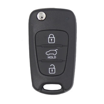KIA Rio 2012 3 Buttons 433MHz Genuine Flip Remote Key 95430-1W151...
